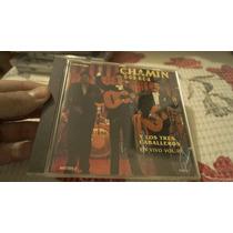 Cd Chamin Correa Y Los Tres Caballeros En Vivo Vol 3
