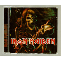Iron Maiden Cd Novo, Lacrado E Raro