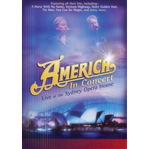 Dvd America In Concert: Live At The Sydney Opera House
