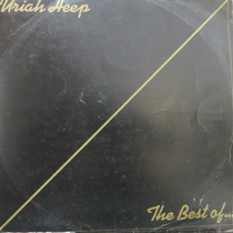 Lp Uriah Heep - The Best Of ... - Vinil Raro