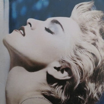 Lp Madonna - True Blue - Vinil Raro Made In Usa