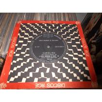 Compacto - Chico Buarque - Carolina / Tem Mais Samba (1967)