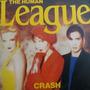 Lp The Human - League - Crash - Vinil Raro