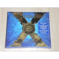Box Whitesnake - Good To Be Bad (box Duplo, Poster) Lacrado
