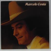 Lp Marcelo Costa - Baile Da Pesada - 1989 - Rge