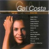 Cd Gal Costa -duetos- Joyce, Boca Livre, Johnny Alf, Gonzaga