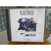 Cd The Jazz Masterspat Meteny,b.b King.dave Btubeck .