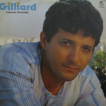 Lp Gilliard - Cidade Grande - Vinil Raro