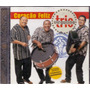 Cd Trio Virgulino - Coração Feliz - Semi Novo***
