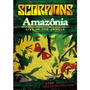 Dvd Scorpions - Amazônia - Live In The Jungle Importado