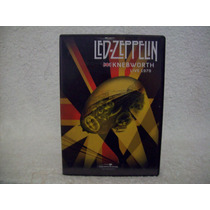 Dvd Original Led Zeppelin- Knebworth- Live 1979
