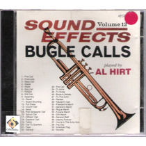 Cd Sound Effects Volume 12 Bugle Calls Played By Al Hirt