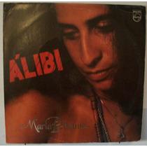 Vinil Lp Maria Bethania - Alibi - Com Encarte