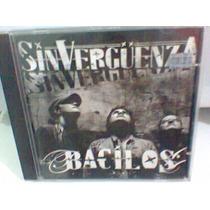 Cd Bacílos / Sin Verguenza --1991-- (frete Grátis)