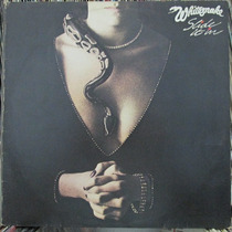 Lp Whitesnake Slide It In Exx Estado + Encarte