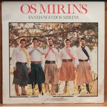 Lp (034) Vinil - Gaúcho - Os Mirins
