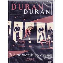 Dvd Duran Duran - Live At Wembley Arena 2004 - Frete Grátis