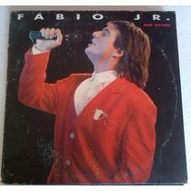 Lp Fabio Jr Ao Vivo 1989 Cbs