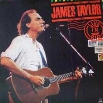 Lp James Taylor Live In Rio Ano 1986