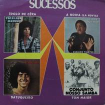 Fernando Mendes - Tom Maior - Batuque Compacto De Vinil Raro