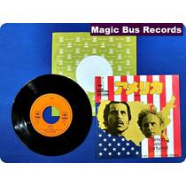 Simon Garfunkel America Old Friends Compacto Disco Vinil Imp
