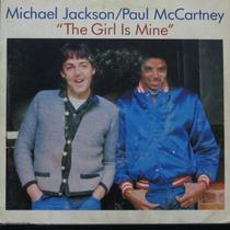 Michael Jackson & Paul Mccartney - Th Compacto De Vinil Raro