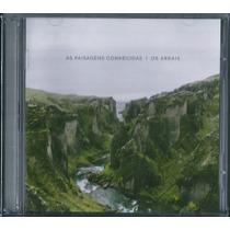 Cd/dvd Os Arrais - As Paisagens Conhecidas [original]