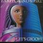 Earth, Wind & Fire - Let´s Groove - Compacto De Vinil Raro