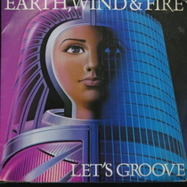 Earth, Wind & Fire - Let´s Groove - Compacto De Vinil Raro