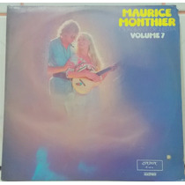 Lp/ Vinil Maurice Monthier E Sua Orquestra -volume 7