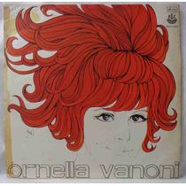 Ornella Vanoni Lp Nacional Usado Casa Bianca 1968 Mono