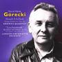 Cd / Kronos Quartet = Gorecki: String Quartet, For Cello Cla