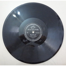 Disco 78 Rpm -silveira E Barrinha -victor	80-2110