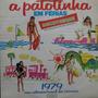 Lp A Patotinha Em Férias - Discotheque - Vinil Raro
