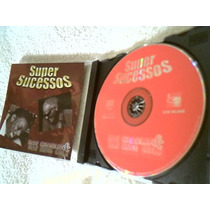Cd Original ( Super Sucessos -ray Charles & Nat King Cole)