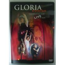 Dvd Gloria Estefan - The Evolution Tour Live In Miami