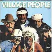 Compacto 7 Village People - 1972 - Raro, 2 Faixas.