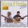 Cd Mococa & Paraíso - Caipira Brucutu 2010 - Novo***