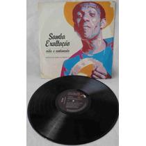 Samba Exaltação Lp Escolas De Samba Grupo 1a 1985 Encarte