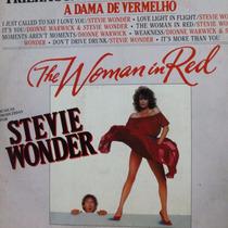 Lp The Woman In Red Stevie Wonder Vinil Raro