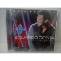 Cd Eduardo Costa Acustico