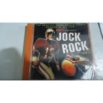 Jock Rock Vol. 1 ( Coletânea ) Cd Mix House Dance