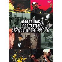 Racionais Mcs Dvd 1000 Trutas 1000 Tretas Novo Frete Gratis