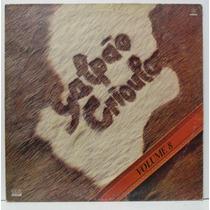 Lp Galpão Crioulo - Volume 8 - 1991 - Rbs Discos
