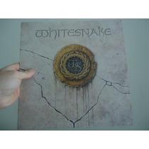 Lp - Whitesnake - Serpens Albus - Importado - Encarte