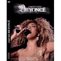 Dvd Beyoncé - A Night With Beyoncé + Extras (cd 4)
