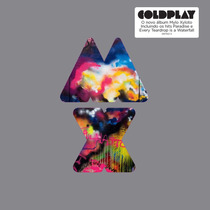 Cd Coldplay - Mylo Xyloto - Novo E Lacrado