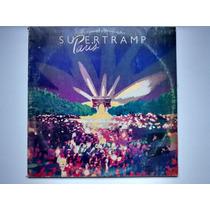 Lp Supertramp - Paris - Disco Duplo - Capa Dupla - Encarte