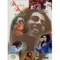 Dvd Marley Magic: Tribute To Bob Marley