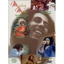 Dvd Marley Magic: Tribute To Bob Marley